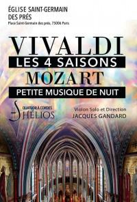 Orchestre Hélios et Jacques Gandard en concert