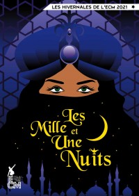 Affiche Les mille et une nuits - Espace Paris-Plaine