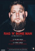 Rag'n'Bone Man salle Pleyel