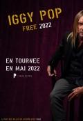 Iggy Pop salle Pleyel