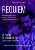 Affiche Requiem - À la Folie Théâtre