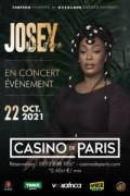Josey au Casino de Paris
