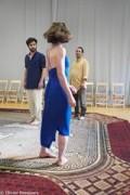 Affiche Bérénice - Théâtre de Suresnes Jean Vilar