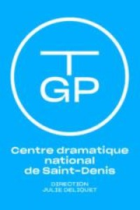 Affiche Un sacre - Théâtre Gérard Philipe
