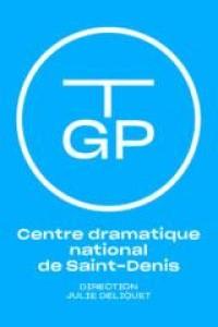 Affiche Le Baiser comme une première chute - Théâtre Gérard Philipe