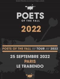 Poets of the Fall au Trabendo