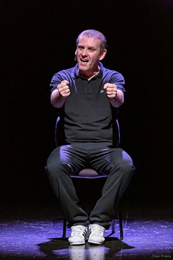 David Desclos - Ecroué de rire : au volant