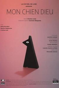 Affiche Mon chien dieu - Studio Hébertot