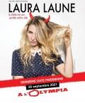 Affiche Laura Laune - Le diable est une gentille petite fille - L'Olympia