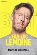 Affiche Jean-Luc Lemoine - Brut - Théâtre du Casino