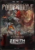 Powerwolf au Zénith de Paris