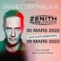 Grand Corps Malade au Zénith de Paris