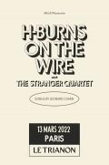 H-Burns & The Stranger Quartet au Trianon
