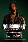 Youssoupha au Trianon