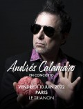 Andrés Calamaro au Trianon