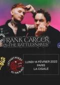 Frank Carter & The Rattlesnakes à la Cigale