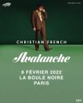 Christian French à la Boule noire