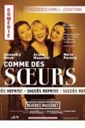 Affiche Comme des soeurs - Théâtre du Casino
