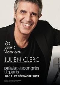Julien Clerc au Palais des Congrès