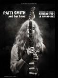 Patti Smith au Grand Rex