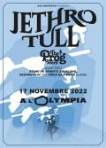 Jethro Tull à l'Olympia