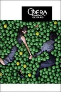 Affiche Alexander Ekman - Play - Opéra Garnier