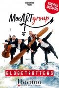 Affiche Mozart Group - Globetrotters - Bobino