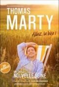Affiche Thomas Marty - Allez, la bise ! - Théâtre Le République