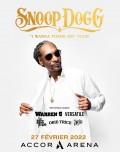 Snoop Dogg à l'Accor Arena