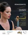 L'Orchestre Lamoureux et Lise Berthaud en concert