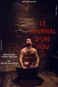 Affiche Le journal d'un fou - Théâtre L'Essaïon