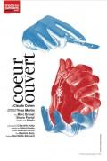 Affiche Coeur ouvert - Théâtre L'Essaïon