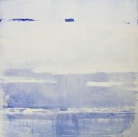 Anne SLACIK, Licht (lumière de samedi) ,180 x 180 cm, toile, 2009