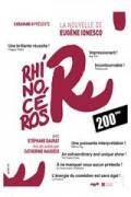 Affiche Rhinocéros - La nouvelle - Théâtre L'Essaïon