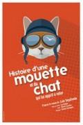 Affiche Histoire d'une mouette et du chat qui lui apprit à voler - Théâtre de verdure du Jardin Shakespeare