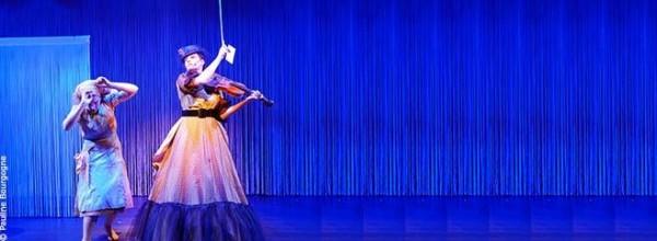 Après Les malheurs de Sophie et Le bon petit Diable, le Théâtre aux Étoiles présente sa nouvelle adaptation de la Comtesse de Ségur.