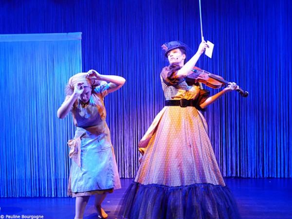 Les petites filles modèles : violon