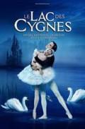 Affiche Opéra national de Russie - Le Lac des Cygnes (Version 2022) - Palais des Congrès de Paris