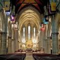 La Cathédrale américaine - intérieur
