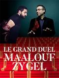 Jean-François Zygel et Ibrahim Maalouf en concert