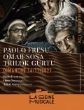Paolo Fresu, Omar Sosa et Trilok Gurtu en concert