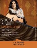 Souad Massi en concert