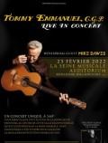 Tommy Emmanuel à la Seine musicale