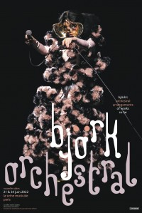 Björk à la Seine musicale