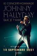 « Hommage à Johnny Hallyday »