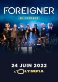 Foreigner à l'Olympia