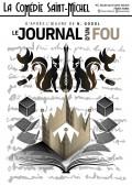 Affiche Le journal d'un fou - Comédie Saint-Michel
