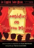 Affiche Comédies en Feydeau majeur - Comédie Saint-Michel