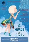 Affiche Le nuage à Doudou - La Manufacture des Abbesses