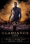 Ciné-concert « Gladiator » au Zénith de Paris